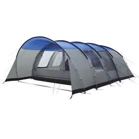 High Peak Leesburg 5 tent grijs/blauw